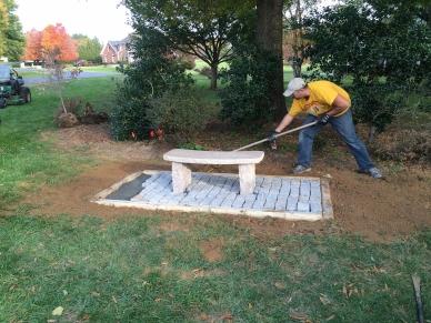Thomas Pine Memorial Bench