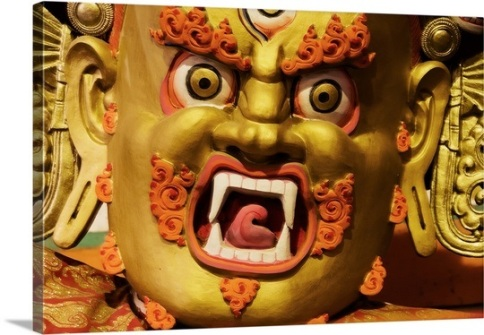 Mara Buddhist God Evil