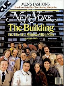 New York Magazine March 23, 1981