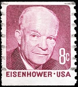 Dwight Eisenhower Stamp