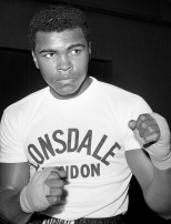 Boxing - Heavyweight Bout - Cassius Clay v Henry Cooper - Clay Training at White City