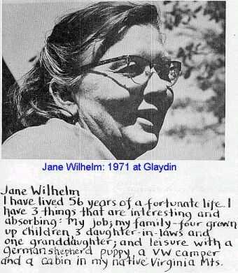 Jane Wilhelm 1